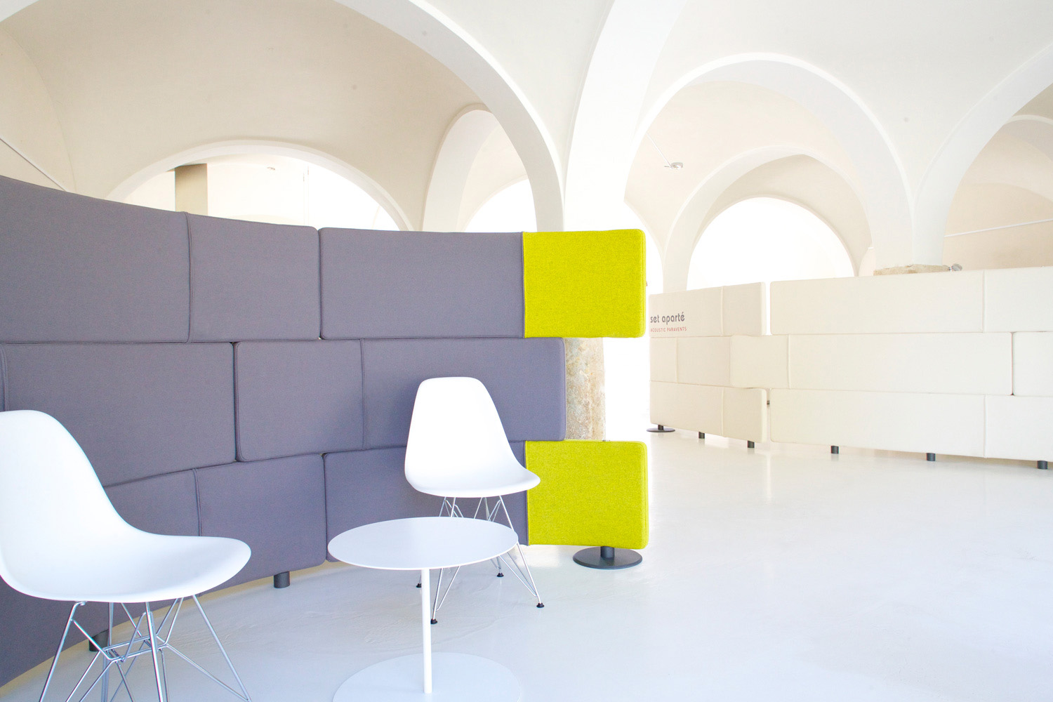 Showroom – Stadthaus Hlady